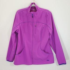 Fila Scuba Fleece Full Zip Jacket